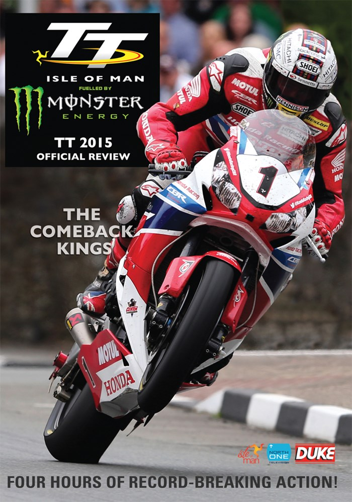 TT 2015 Review DVD
