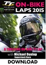 TT 2015 On  Michael Dunlop Superstock Race Lap1 Download