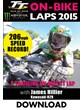 TT 2015 On Bike James Hillier Kawasaki H2R Record Speed Download.