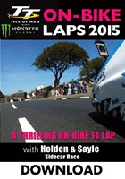 TT 2015 On Bike Holden & Sayle Sidecar Race 2 Download