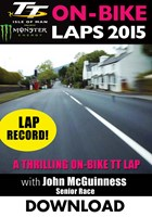 TT 2015 On Bike John McGuinness Senior Race Lap Record Download