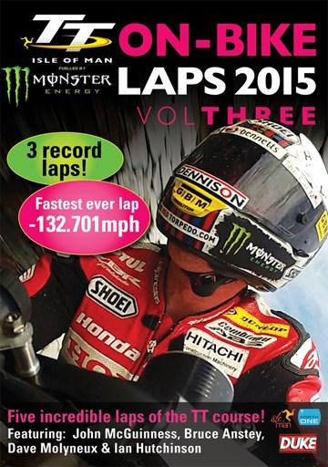 TT 2015 On-bike Laps Vol 3 DVD - click to enlarge