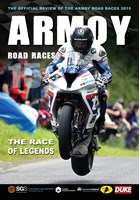 Armoy Road Races 2015 DVD