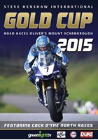 Scarborough Gold Cup Road Races 2015 DVD