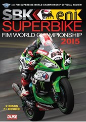 World Superbike 2015 (2 Disc) DVD