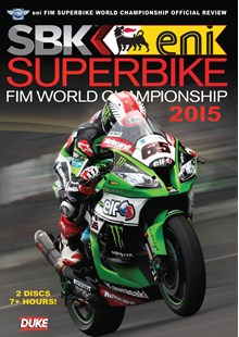 World Superbike Review 2015 (2 Disc) DVD