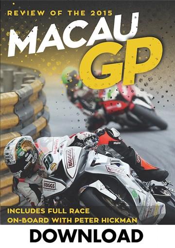 Macau Grand Prix 2015 Download - click to enlarge