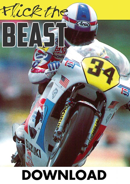 Flick the Beast : Kevin Schwantz GP Year 1989 Download