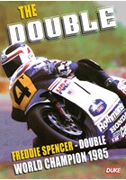 The Double: Freddie Spencer Double World Champion 1985 DVD
