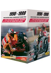 Bike Grand Prix 1990-99 (10 DVD) Box Set