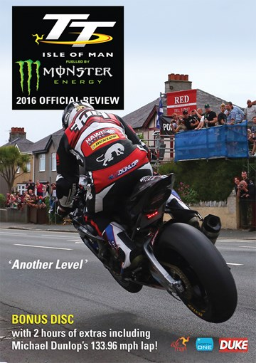 TT 2016 Review (2 Disc) DVD - click to enlarge