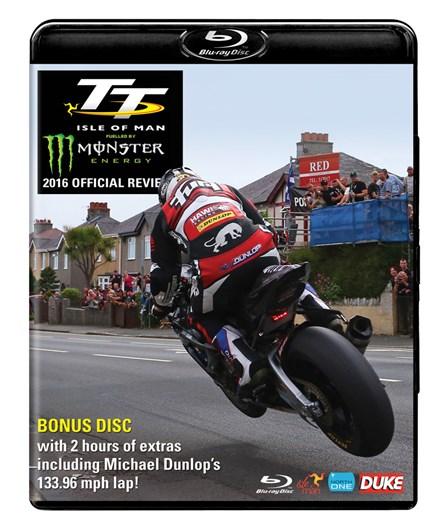 TT 2016 Review Blu-ray