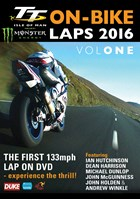 TT 2016 On-Bike Laps Vol 1 DVD
