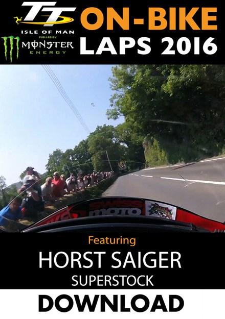 TT 2016 On-Bike Monday Super Stock Race Horst Saiger Download