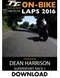 TT On Bike 2016 Monday Supersport Race 1 Dean Harrison Download