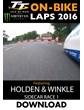 TT On Bike 2016 Saturday Sidecar Race 1 John Holden Andy Winkle Lap 2 Dload