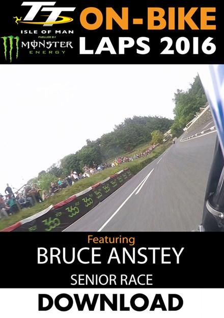TT 2016 On-Bike Senior Race Bruce Anstey Download