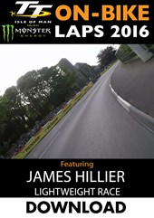 TT 2016 On-Bike Lightweight Race James Hillier Download