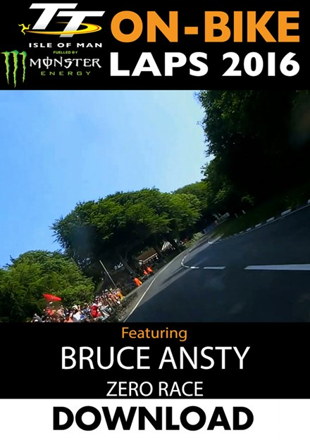 TT 2016 On-Bike Zero Race Bruce Anstey Download