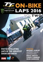 TT 2016 On-Bike Laps Vol 2 DVD