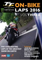 TT 2016 On-Bike Laps Vol 3 DVD