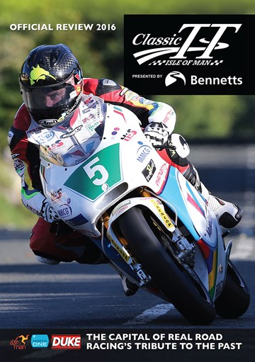 Classic TT 2016 DVD - click to enlarge