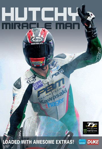 Hutchy: Miracle Man DVD - click to enlarge