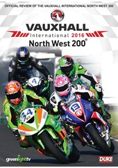 North West 200 2016 DVD