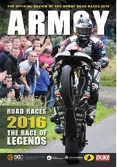 Armoy Road Races 2016 DVD