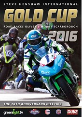Scarborough Gold Cup Road Races 2016 DVD