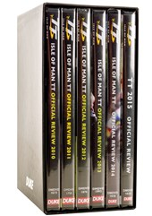 TT 2010-15 ( 6 DVD ) Box Set