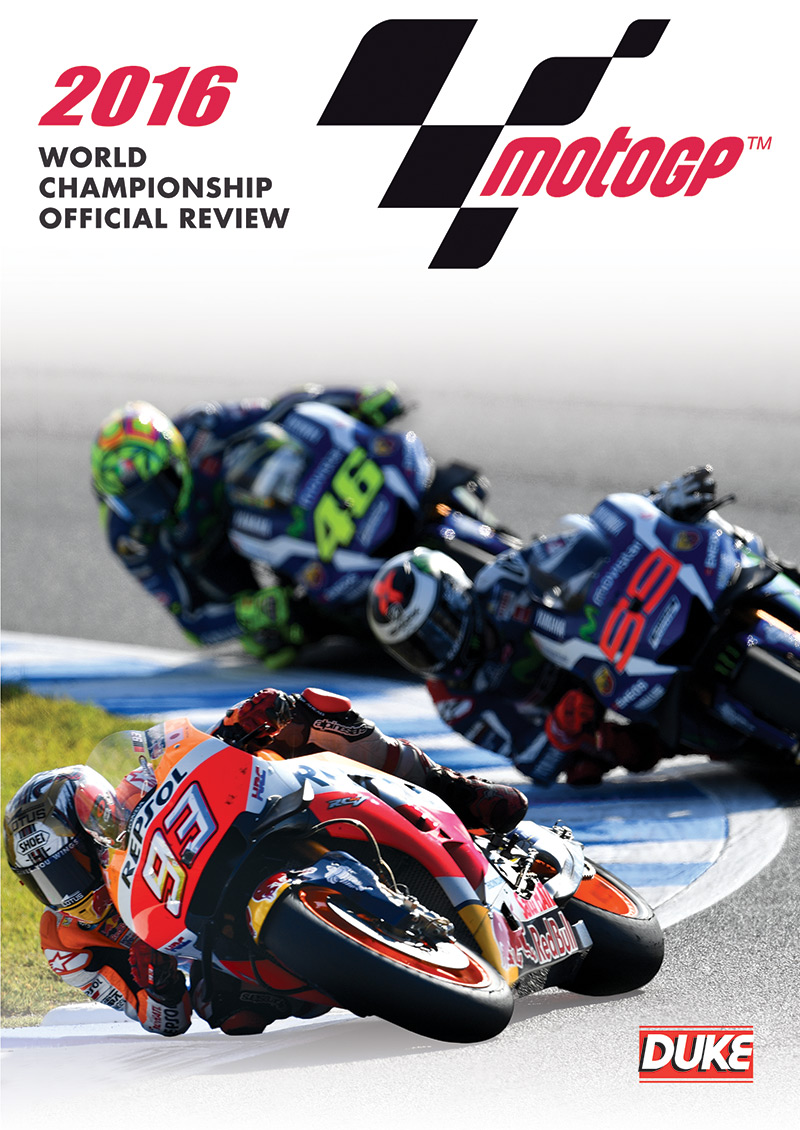 MotoGP 2016 Review DVD : Duke Video