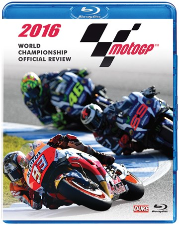 MotoGP 2016 Review Blu-ray - click to enlarge