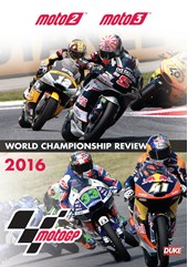 Moto2 & Moto3 2016 Review DVD