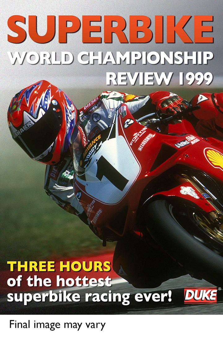 World Superbike 1999 Review DVD