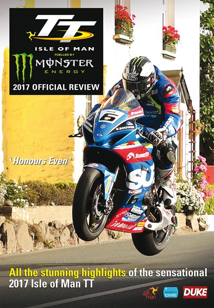 TT 2017 Review NTSC DVD