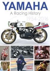 Yamaha Racing History 1954-2016 DVD