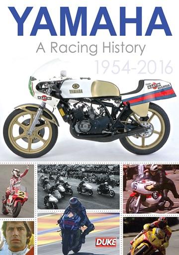 Yamaha Racing History 1954-2016 DVD - click to enlarge