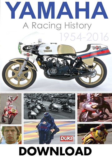 Yamaha Racing History 1954 - 2016 Download - click to enlarge