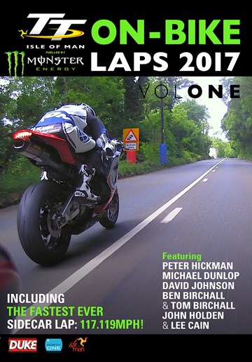TT 2017 On-Bike Vol 1 DVD - click to enlarge