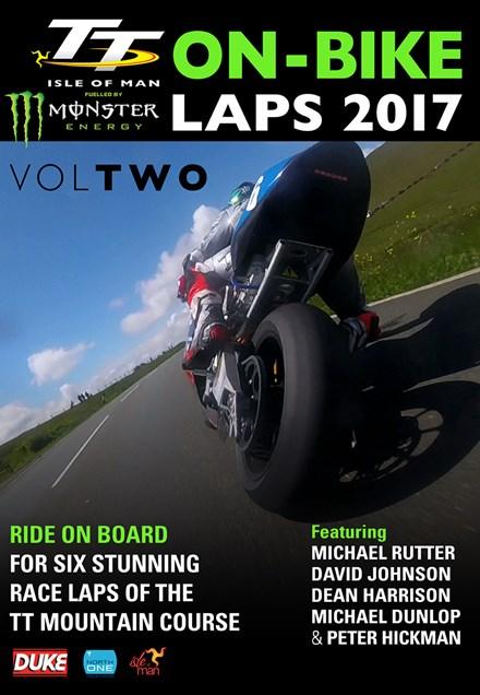 TT 2017 On-Bike Vol 2 DVD