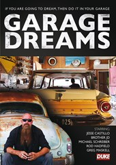 Garage Dreams (2 Disc) DVD