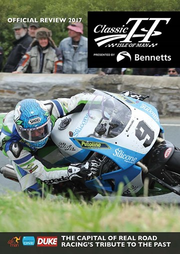 Classic TT 2017 DVD - click to enlarge