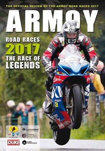 Armoy Road Races 2017 DVD - click to enlarge