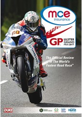 Ulster Grand Prix 2017 Review DVD