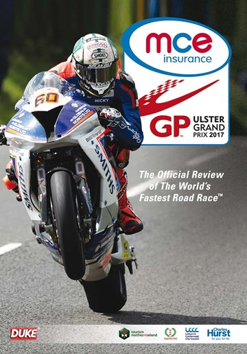 Ulster Grand Prix 2017 Review DVD - click to enlarge