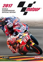 MotoGP 2017 Review ( 2 Disc) DVD