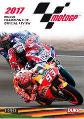 MotoGP 2017 Review (2 Disc) NTSC DVD