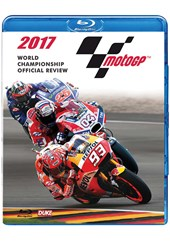 MotoGP 2017 Review Blu-ray