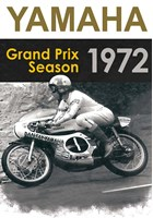 Yamaha's 1972 Grand Prix Season DVD